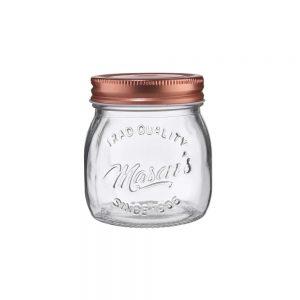 MASON'S Sada zavařovacích sklenic 250 ml set 6 ks