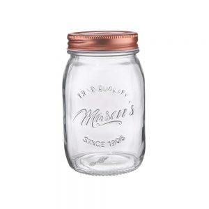 MASON'S Sada zavařovacích sklenic 550 ml set 6 ks