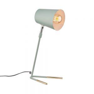 LUXA Stolní lampa 47 cm - šalvějová/zlatá