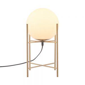 GLOW BALL Stolní lampa koule s podstavcem 40 cm