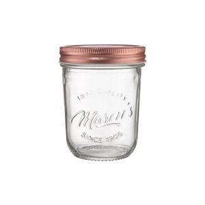 MASON'S Sada zavařovacích sklenic 220 ml set 6 ks