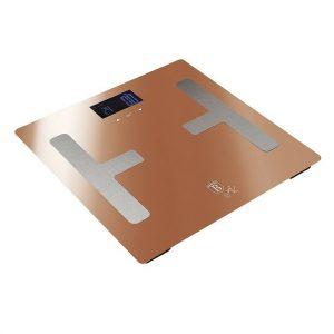 Berlingerhaus Smart s tělesnou analýzou 150 kg Rosegold Metallic Line