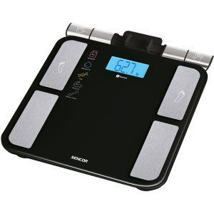 Sencor SBS 8800BK bluetooth fitness váha