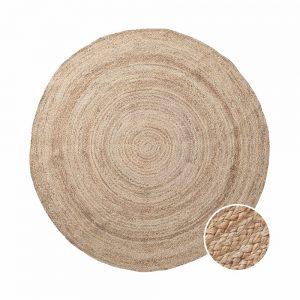 ALL NATURE Konopný koberec 150 cm - přírodní