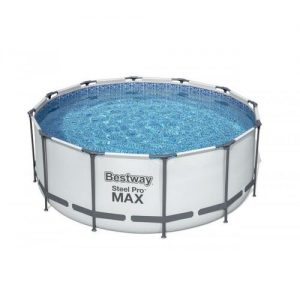 Bestway Nadzemní bazén Steel Pro MAX s filtrací