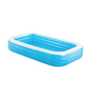 Bestway Nafukovací bazén rodinný obdélníkový