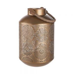 ORIENTAL LOUNGE Lucerna 35 cm - zlatá