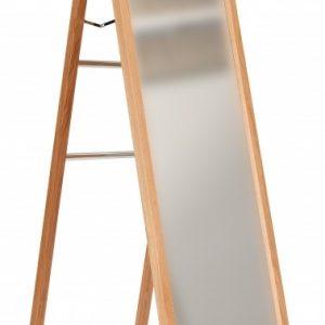 Dubové stojací zrcadlo Woodman NewEst 165 cm