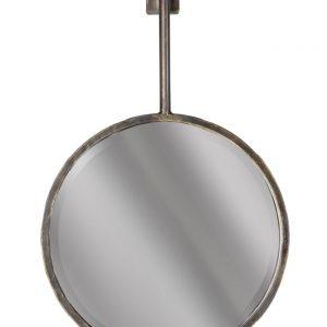 Hoorns Kovové závěsné zrcadlo Merigue 47 cm