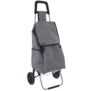 Orion Nákupní taška na kolečkách Styl šedá